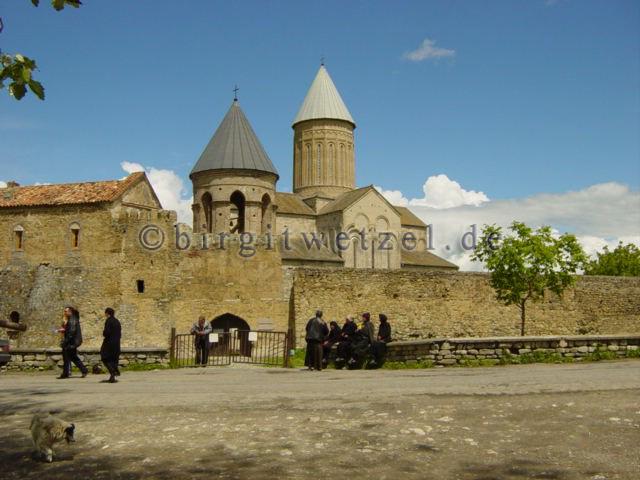 georgien-Kloster_Alaverdi