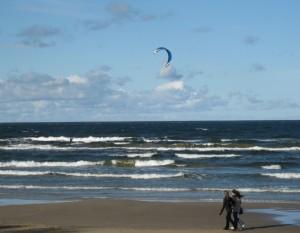 Ostseeküste bei Riga