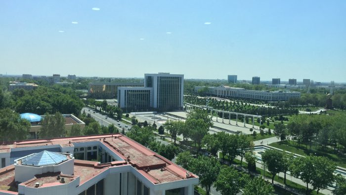 IMG_8268 - Tashkent: Neat and ready for spring holidays